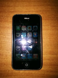 iPhone 5 nero con custodia 7508 km
