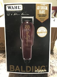 (Brand New) 5-Star Balding Clipper