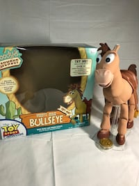 Disney•Pixar Toy Story Collection Bullseye Figure With Music and Sound Medinah, 60157
