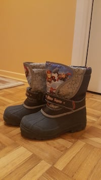 Boys winter boots  size-12