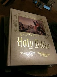The Book.  (Holy Bible)
