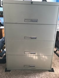 4- Drawer lateral filing cabinet  Fort Mill, 29707