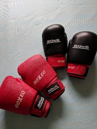 Boxing Gloves  Toronto