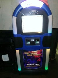 Touchtune touch screen jukebox Fort Wayne, 46808