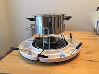 Cheese/meat fondue perfect condition Newmarket, L3X 1Z4