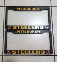 PITTSBURGH STEELERS LICENSE PLATE FRAME Grimsby, L3M 1W2