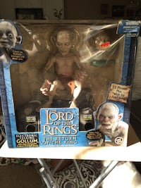 """Lord of the Rings """"Return of the King"""" Talking Gol Tampa, 33613"""