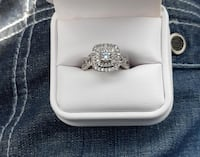 White gold diamond ring Burlington, L7P 3T4
