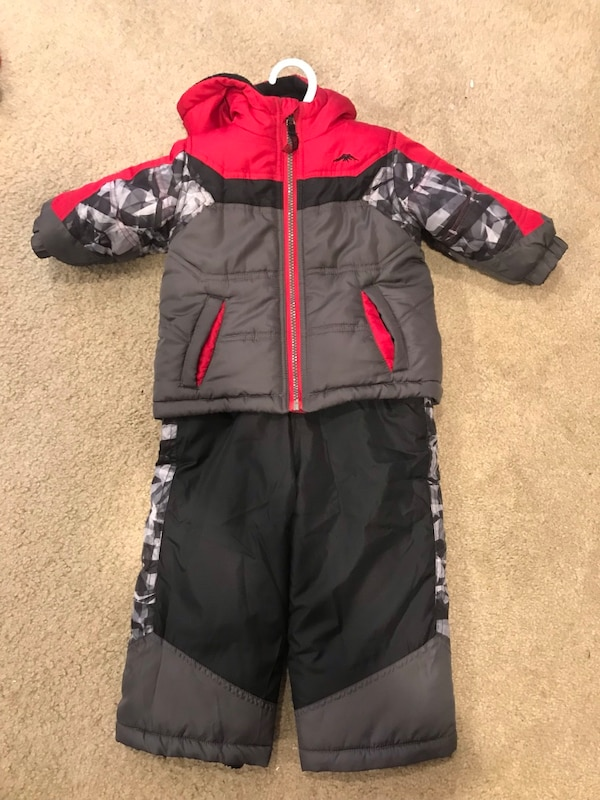 91a804a379d8 Used 12 Month Pacific Trail snow suit and jacket for sale in ...