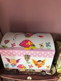 Craft/trunk style boxes. Brand new and never used. Prices vary depending on the size and style of the box/trunk. There's everything from baby boxes for baby showers to children's trunks to bridal shower boxes to Christmas trunks to couture trunks and more Laurel, 20707