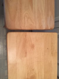 2wood folding tables Raleigh, 27605