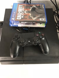 PS4 with 2 games Long Beach, 90813