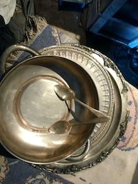 Plate silver Peoria, 85381