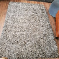 Grey and brown rug (mushroom colour) London, SE13 6RB