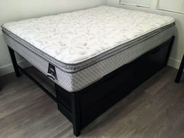 $95 QUEEN Mattress only $150 QUEEN SETS! $40 DOWN SAME DAY DELIVERY!