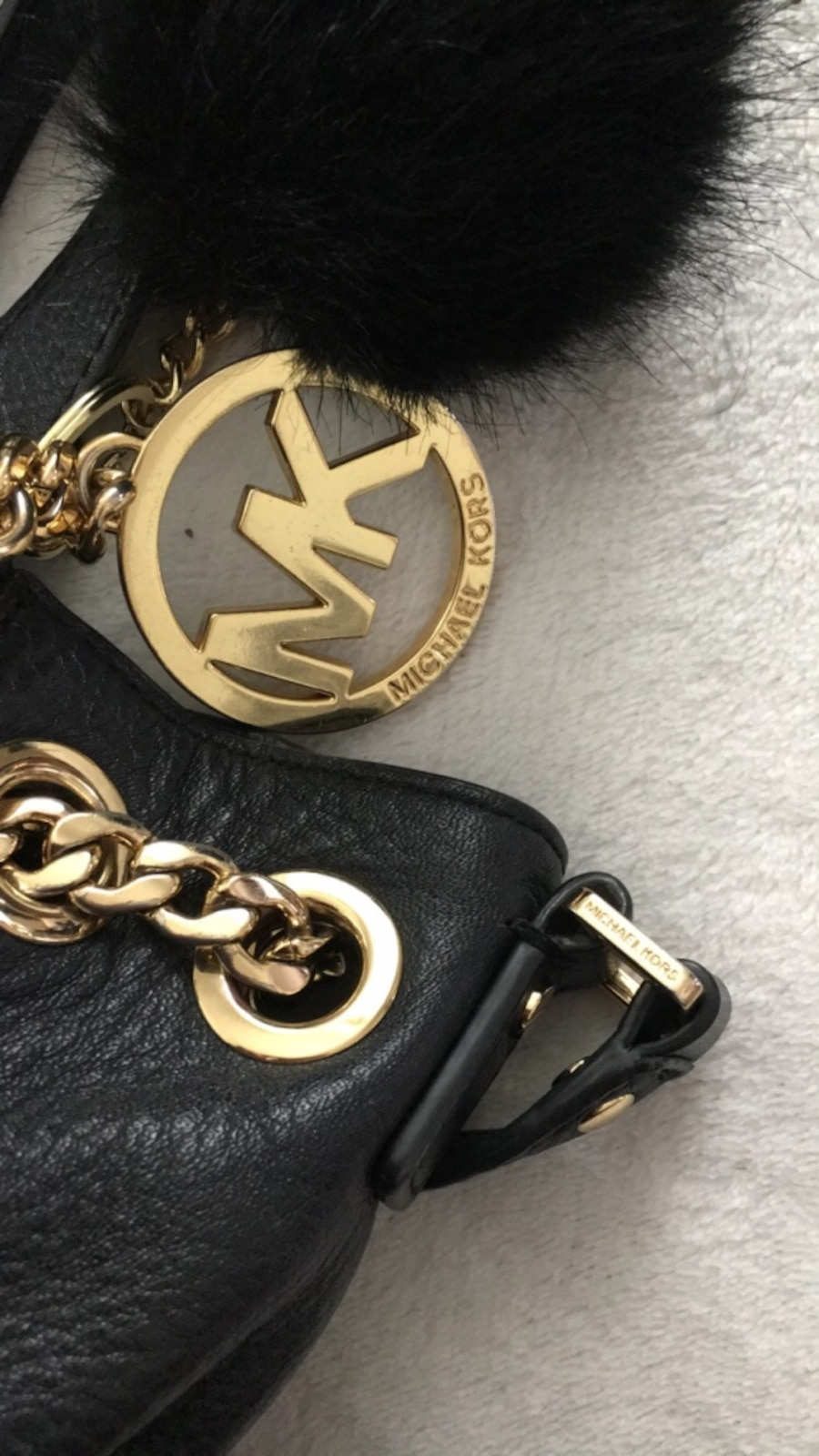 Michael Kors handbag Gold chain - kr 1 800