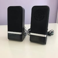 PC World 2.0 Speakers for PC