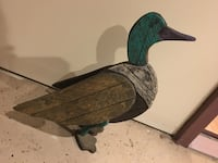 Wooden Duck Household Decoration  Valley Cottage, 10989