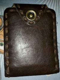 black leather wallet from Colorado  Columbus, 43223