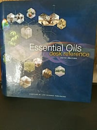 Young Living Essential Oils Desk Reference