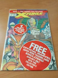 #1 X-FORCE sealed comic book MARVEL  Toronto, M3C 4J1