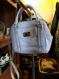 smaller Merona leather lilac colored bag Billings, 59101