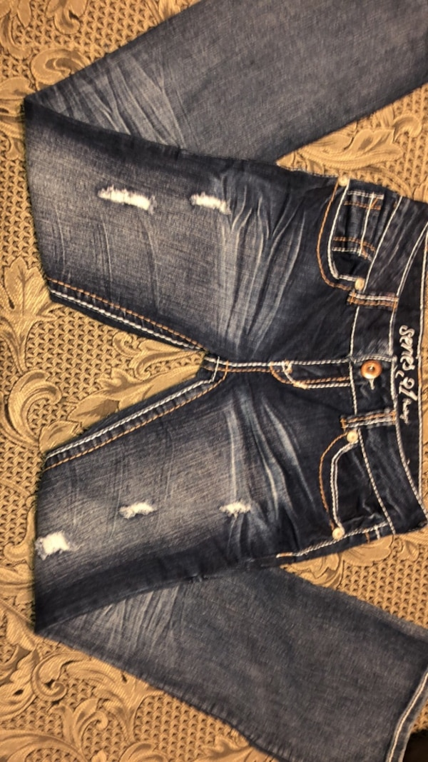 8c9ed457665 Used Series 31 Amethyst jeans. Size 9 for sale in Blanchard - letgo
