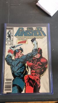 Comic. The Punisher #10