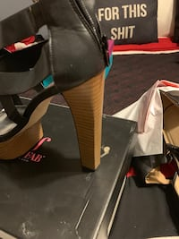 Women size 11 stiletto shoes brand new the price starts from $10 and up