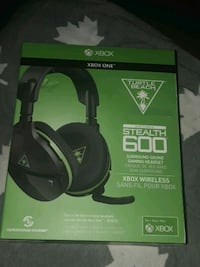 Gaming headset for xbox one - stealth 600 Mississauga, L5K 1N7