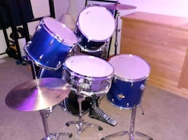 Groove Percussion Drum Kit