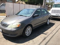 Toyota - Corolla - 2005 Los Angeles, 90032