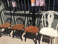 Dining chairs $10 each El Paso, 79924