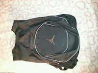 black and gray Air Jordan backpack Montréal, H1H 1H4