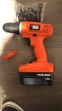 Tools black and drcker drill brand new opened Bellevue, 98004