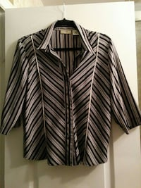 Women's Striped Top (Large) Vaughan, L6A 3P3