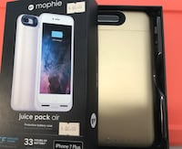 Brand New Mophie Juice Pack Air for iPhone 7 plus Laurel, 20707