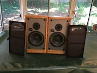 Speakers: AR (Acoustic Research) Model 28B ROCKVILLE