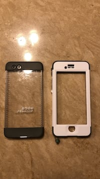 Lifeproof nude iPhone 6/6s case Kitchener, N2H 0G3