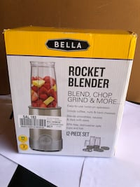 Bella rocket blender Union City, 94587