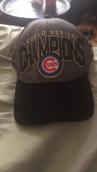 Cubs World Series Champions Limited Edition Hat Chicago, 60630