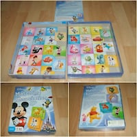 Mickey Mouse Game Lot Surrey