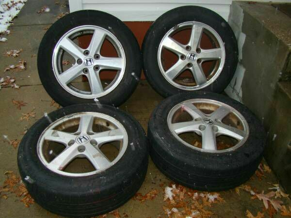 Used Honda Accord Rims Wheels With Tires For In Falls Church