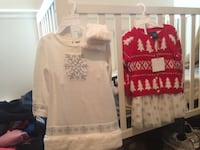 Christmas outfits 18m Frankfort, 40601