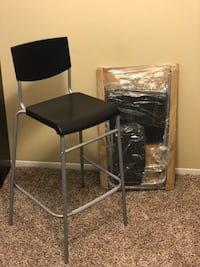 High top chairs (brand new) Northville, 48168
