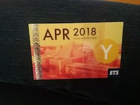 APR 2018 youth monthly pass card Edmonton
