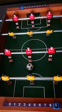 Foosball Action (Tabletop/Desktop/Floor/Anywhere)