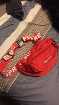 Supreme Fanny pack Atlanta, 30341