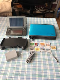 New Nintendo 3DS XL with games and extras Honolulu, 96818