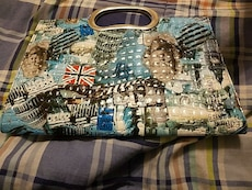 Marilyn Monroe london clutch